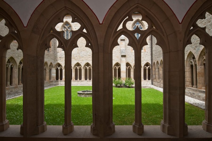 Augustinian Monastery in Erfurt © Toma Babovic, Thuringia Tourism Board