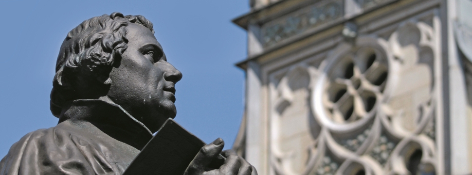 Luther Monument Erfurt © Andreas Weise, Thuringia Tourist Board